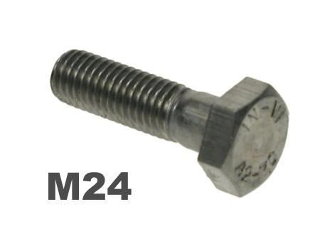 Picture for category M24 Hex Bolts 8.8 Galv Finish