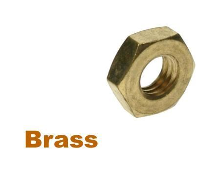 Picture for category Half Nuts Brass