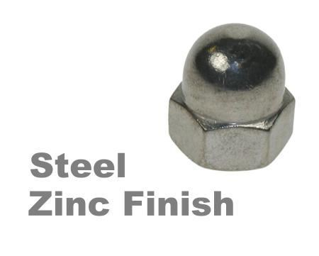 Picture for category Domenuts Steel Zinc Finish