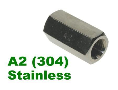 Picture for category Studding Connectors A2 Stainless