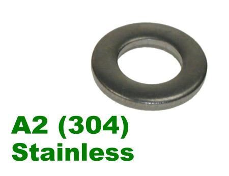 Picture for category Form A Washer A2 Stainless