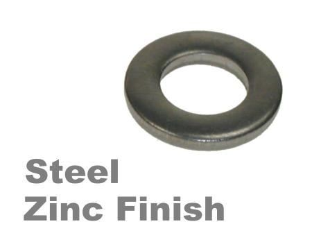 Picture for category Form A Washer Steel Zinc Finish