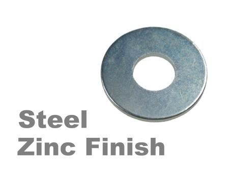 Picture for category Form G Washers Steel Zinc Finish