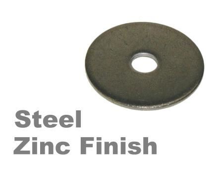 Picture for category Penny Washer Steel Zinc Finish