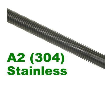 Picture for category Studding A2 Stainless