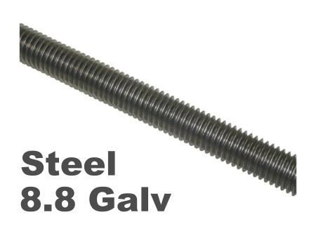 Picture for category Studding 8.8 High Tensile Galvanised Finish
