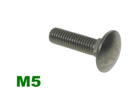 Picture for category M5 Coachbolt A2 Stainless