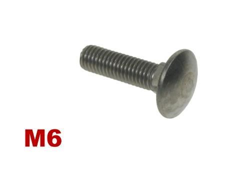 Picture for category M6 Coachbolt A4 Stainless