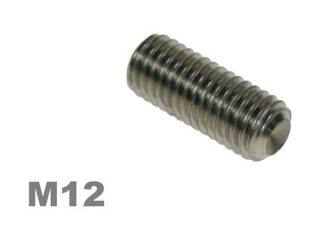Picture for category M12 Socket Setscrew Steel Zinc Finish