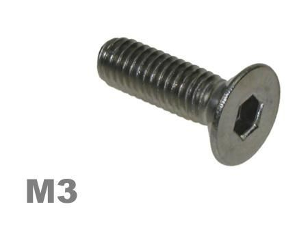 Picture for category M3 Socket Countersunk Zinc Finish