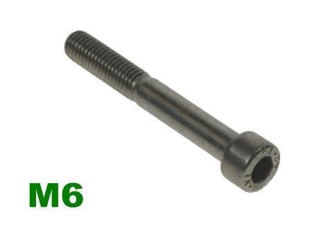 Picture for category M6 Socket Capscrew A2 Stainless