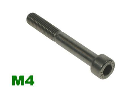 Picture for category M4 Socket Capscrew A2 Stainless