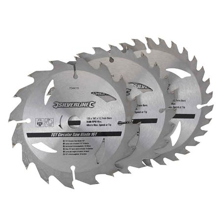 Picture for category TCT Circular Saw Blades