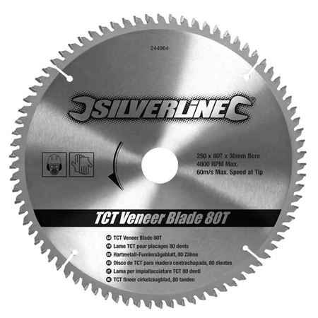 Picture for category TCT Veneer Blades