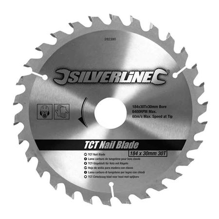 Picture for category TCT Nail Blade