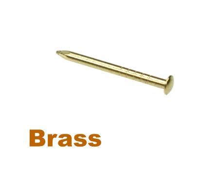 Picture for category Brass Nails and Pins