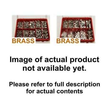 Picture for category Brass Assorted Fastener Packs